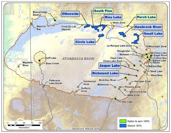 Athabasca Basin uranium
