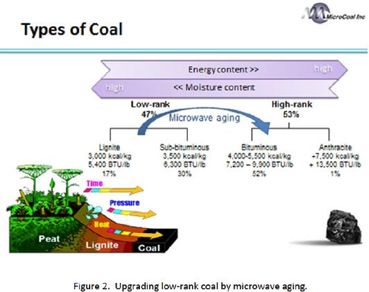 coal moisture