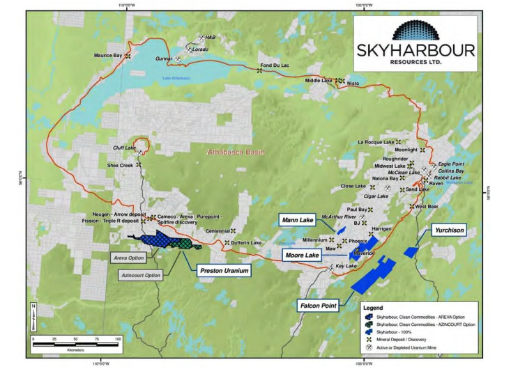 Skyharbour Resources: In the Right Place at the Right Time?