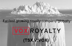 Learn More about Vox Royalty Corp.