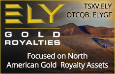 Learn More about Ely Gold Royalties Inc.