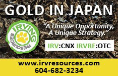 Learn More about Irving Resources Inc.