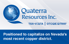 Learn More about Quaterra Resources Inc.