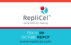 RepliCel Using Cells for Healing