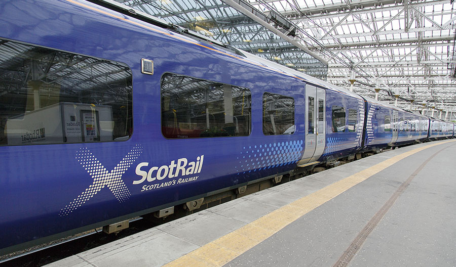 Ballard Receives Order for Scotland's First Fuel Cell-Powered Train