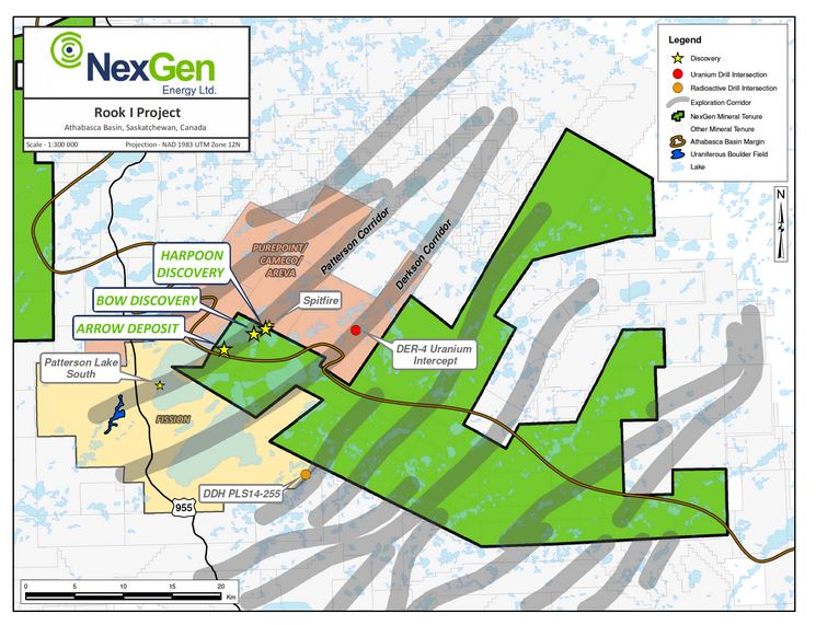 NexGen's Mineral Resource for Arrow Highlights 'Once-in-a-Career Type of Asset'