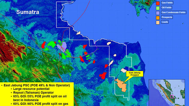High-Impact Drilling Will Test Pan Orient's Indonesian Field