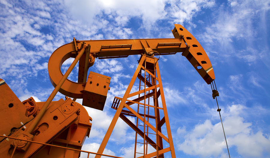 Energy Firm's Newly Online Wells Boost Oil Production